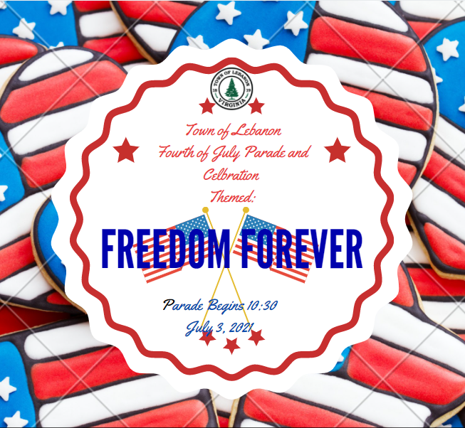 Freedom Forever July 3 Parade