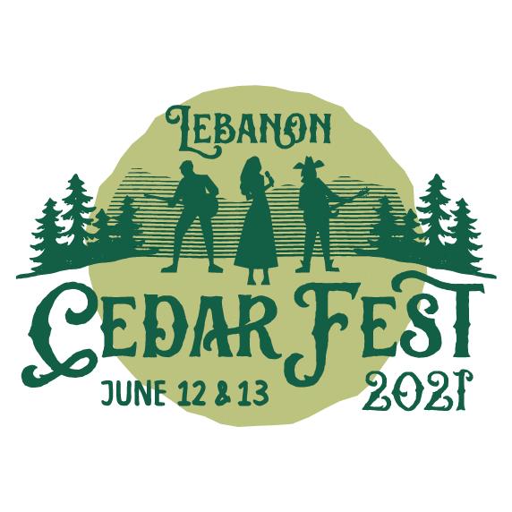 Cedar Fest 2021 Logo